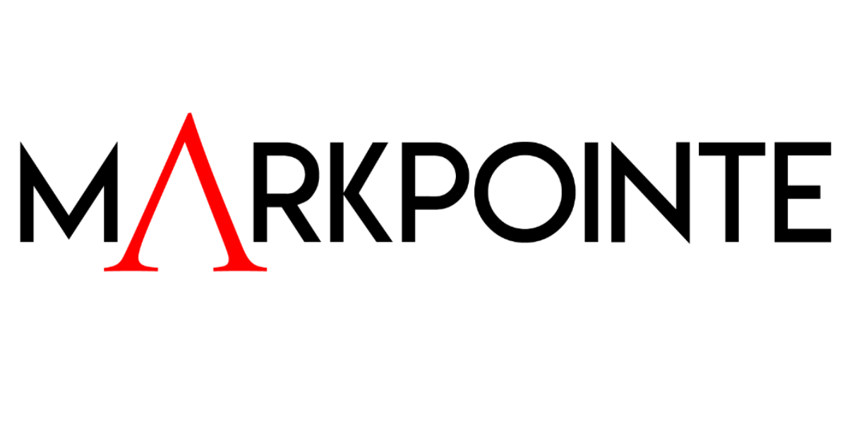 Markpointe Staffing Employment Agency black logo